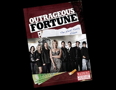 Outrageous Fortune Book - The Insiders Guide