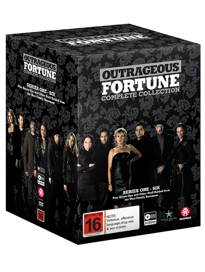 Outrageous Fortune Complete Collection