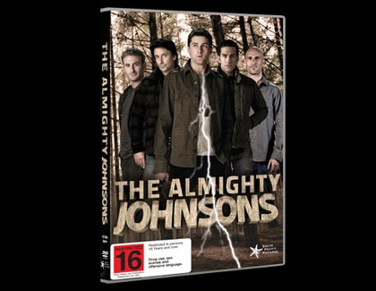 The Almighty Johnsons Season 1