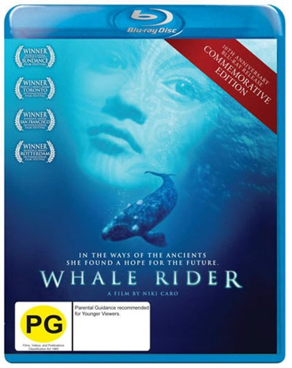 Whale Rider Blu-ray