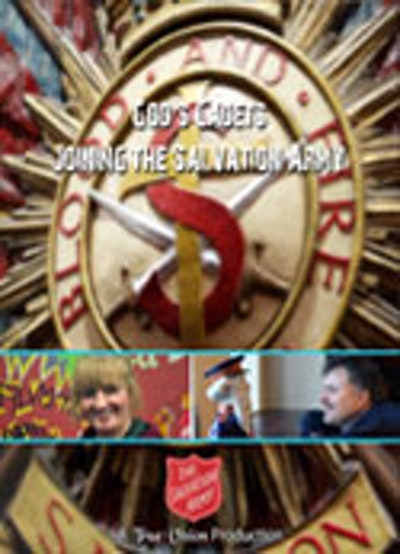 God's Cadets: Joining The Salvation Army