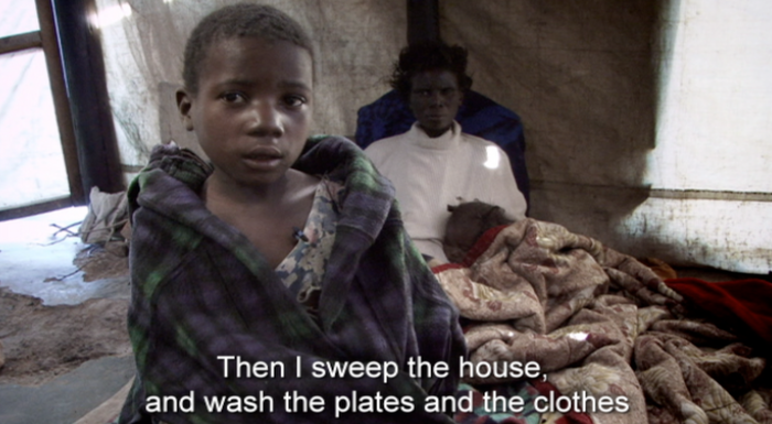Zimbabwe's Forgotten Children