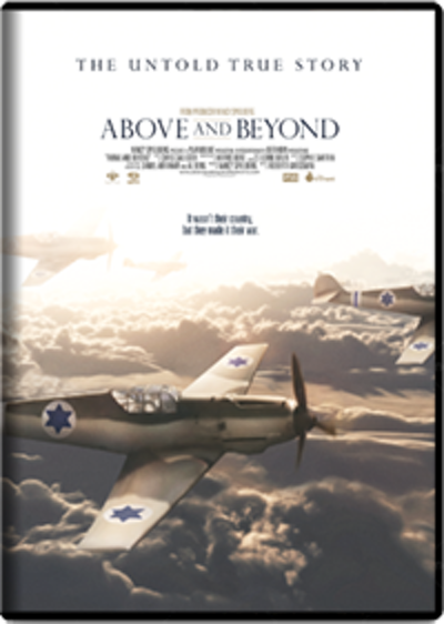 Above and Beyond DVD