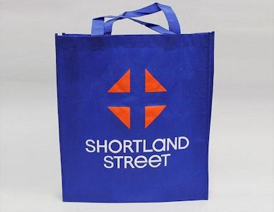 Shortland Street Woven Tote