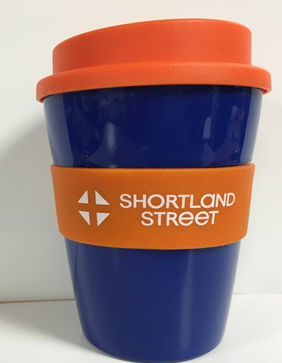 Shortland Street Takeaway Coffee Cup