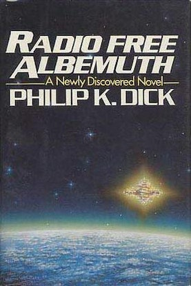Signed First Edition Radio Free Albemuth Book