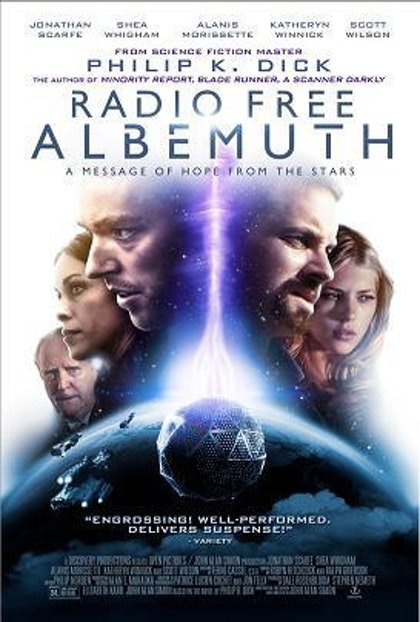 RADIO FREE ALBEMUTH MOVIE POSTER – US ORDERS