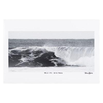 Bella Vita - Director Jason Baffa Signed 35mm Leonardo Fioravanti - Sardinia Print