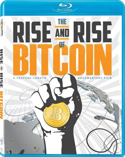The Rise and Rise of Bitcoin Blu-ray
