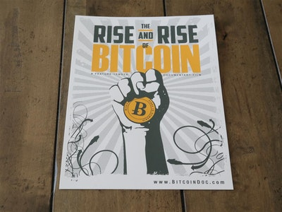 Bitcoin Mini Poster