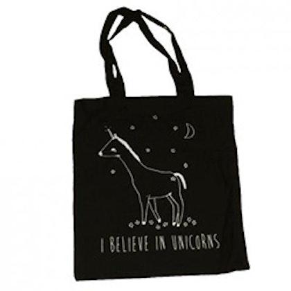Unicorns tote
