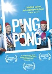 Ping Pong DVD USA