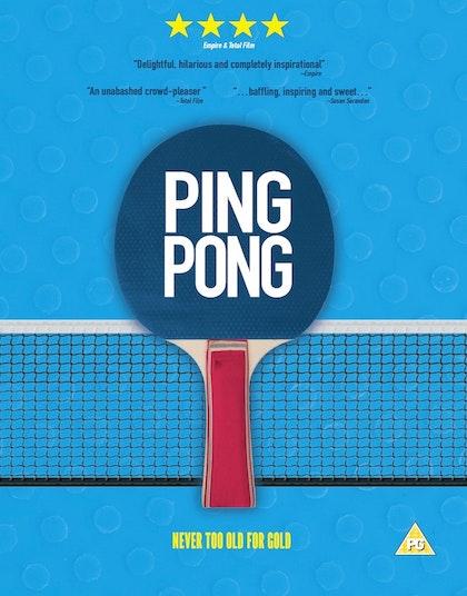 Ping Pong DVD