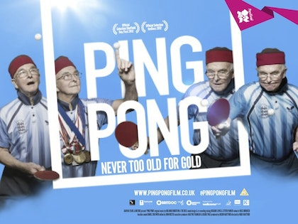 Ping Pong Poster (Limited Edition)