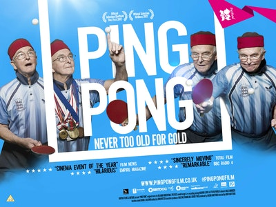 Ping Pong Screening License (Digital) from £125