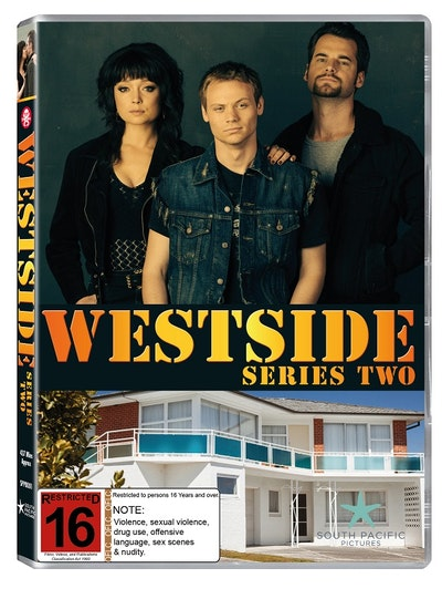 Westside - season 2 DVD
