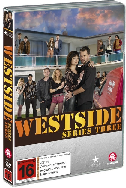 Westside - Season 3 DVD