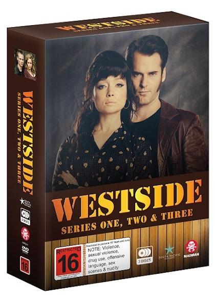 Westside - Boxset DVD