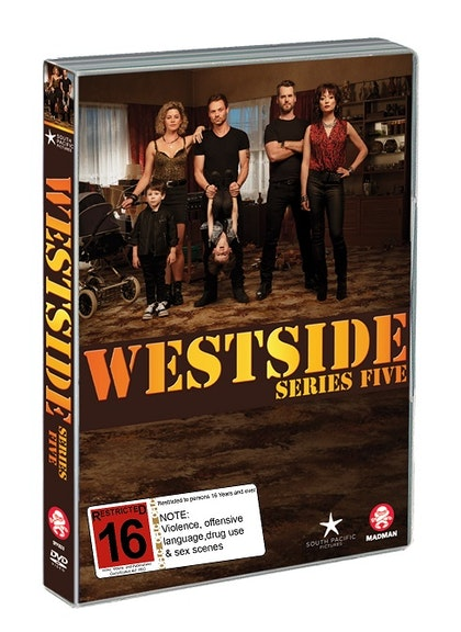 Westside 5 - DVD