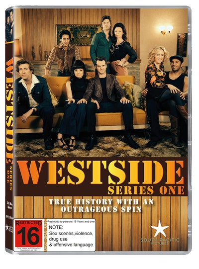 Westside - season 1 DVD