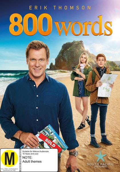 800 Words season one DVD
