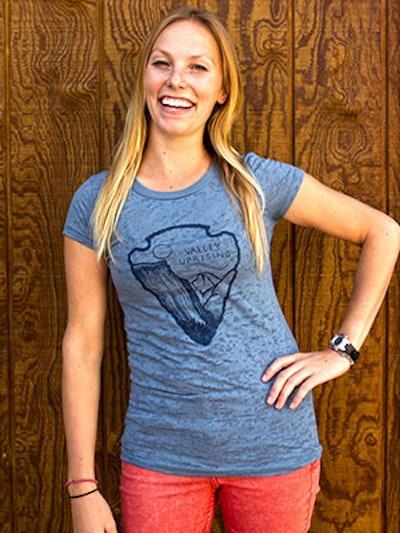 Valley Uprising Arrowhead Tee (W)