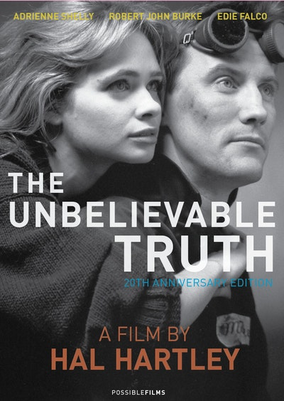 The Unbelievable Truth - DVD