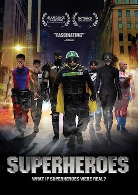 Superheroes (M) thumbnail