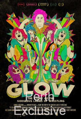 GLOW: The Story of the Glorious Ladies of Wrestling thumbnail