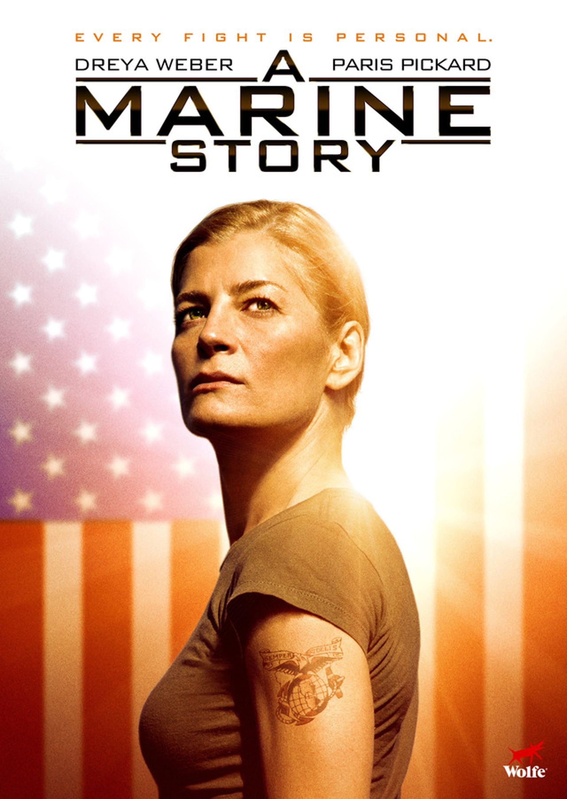 Lesbian marine movie